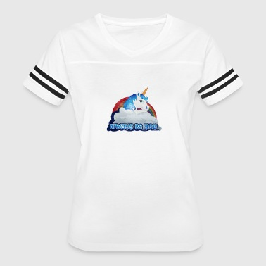 Central Intelligence Unicorn Faded as worn in t - Women's Vintage Sport T-Shirt