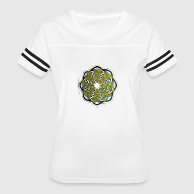 MULTI TRIBAL - Women's Vintage Sport T-Shirt