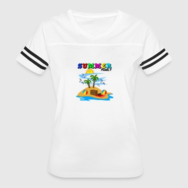 Summer Family - Women's Vintage Sport T-Shirt
