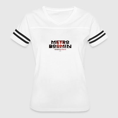 metro boomin (young metro don't trust you) - Women's Vintage Sport T-Shirt