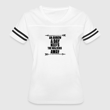 AN ARROW A DAY DARYL - Women's Vintage Sport T-Shirt