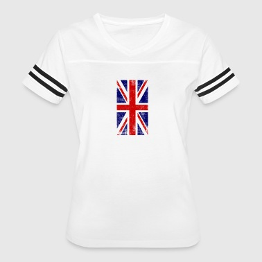 UK - Women's Vintage Sport T-Shirt