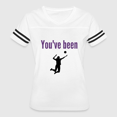 RIX You've been served - Women's Vintage Sport T-Shirt