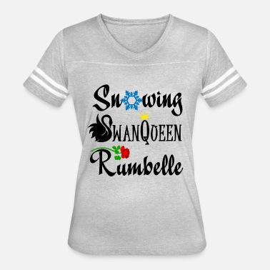 Killian Jones OUAT ships! - Women's Vintage Sport T-Shirt
