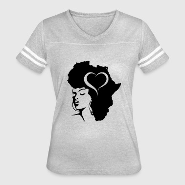 Natural Heart - Women's Vintage Sport T-Shirt