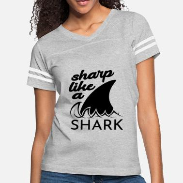 Sharp Sharp - Women's Vintage Sport T-Shirt