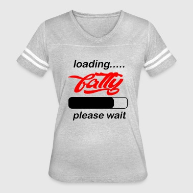 Fatty Acid loading fatty - Women's Vintage Sport T-Shirt