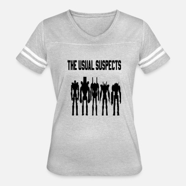The Usual Suspects The usual suspects - Women's Vintage Sport T-Shirt