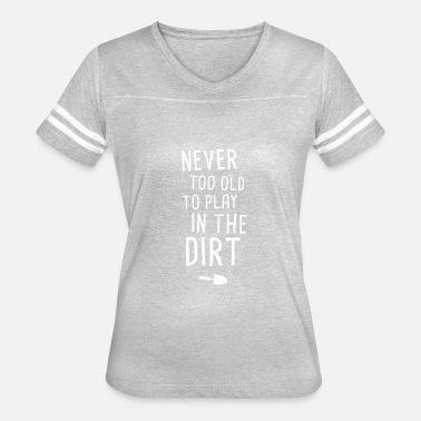 e161dc84 Funny Gardener Gardening Graphic Women's V-Neck Longsleeve Shirt ...