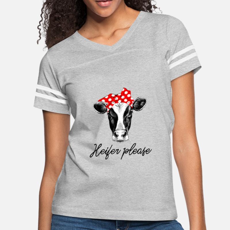 a60172569d Shop Heifer T-Shirts online | Spreadshirt