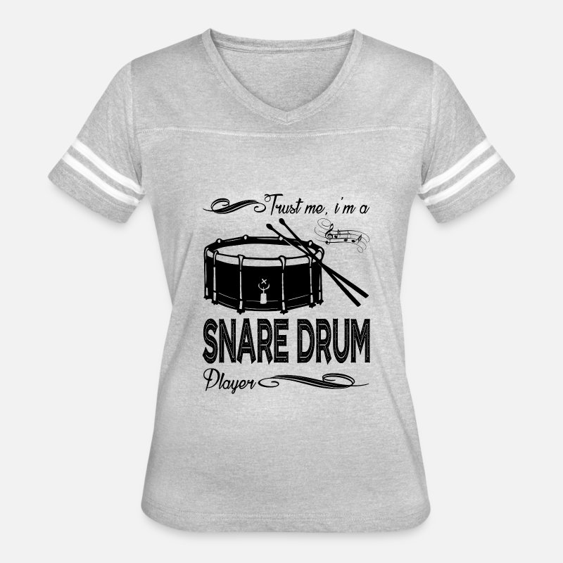 I m A Snare Drum Player Shirt Women s Vintage Sport T-Shirt ... 0bfe2df20