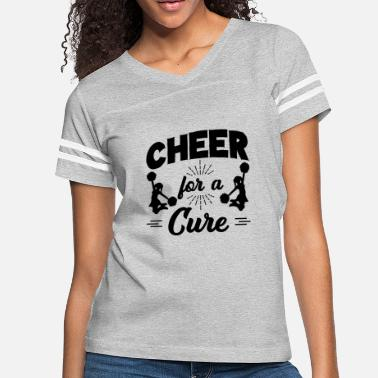 Cute Cheer Cheer For A Cute Shirt - Women's Vintage Sport T-Shirt