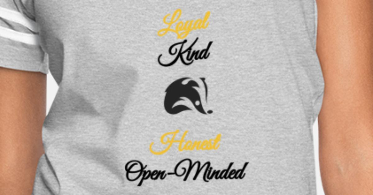 7dd02859 Harry Potter - Hufflepuff Women's Vintage Sport T-Shirt   Spreadshirt