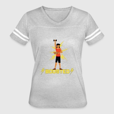 Boosted Life ⚡BOOSTED⚡ - Women's Vintage Sport T-Shirt