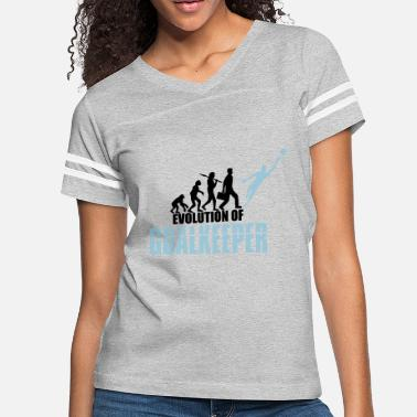 Goalkeeper goalkeeper evolution evolution goalkeeper goalkeep - Women's Vintage Sport T-Shirt