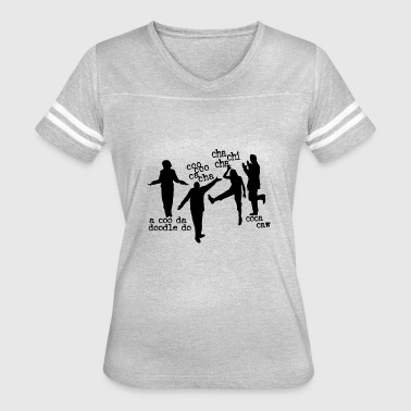 arrested - Women's Vintage Sport T-Shirt