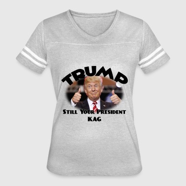 Trump Thumbs Up Trump Thumbs Up - Women's Vintage Sport T-Shirt