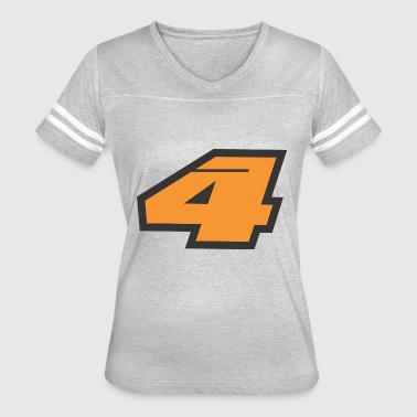 Four - Women's Vintage Sport T-Shirt