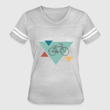 Bicycle Love Bicycle Love - Women's Vintage Sport T-Shirt