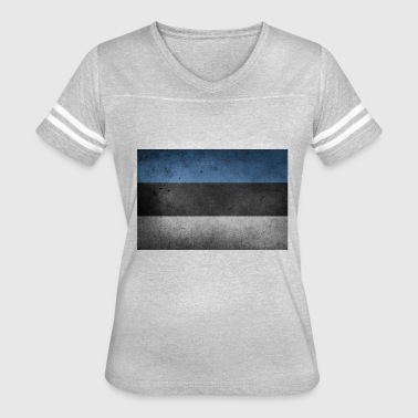 estonia - Women's Vintage Sport T-Shirt