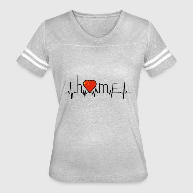 i love home China - Women's Vintage Sport T-Shirt
