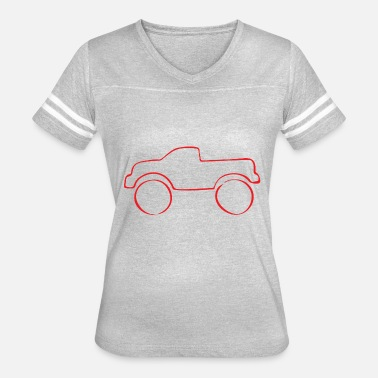 Pick Up Pick Up - Women's Vintage Sport T-Shirt