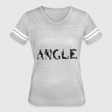 Angles Angle - Women's Vintage Sport T-Shirt