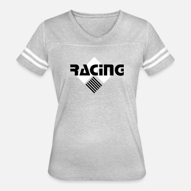 Speedometer racing - Women's Vintage Sport T-Shirt