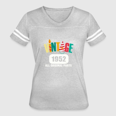 Vintage 1952 All Original Parts - Women's Vintage Sport T-Shirt