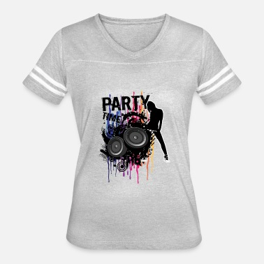 Sexy Party Girl Party Girls - Women's Vintage Sport T-Shirt