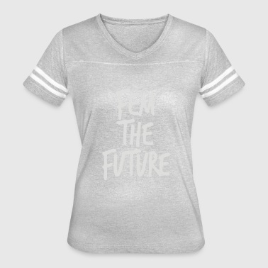 Fem Fem The Future - Women's Vintage Sport T-Shirt