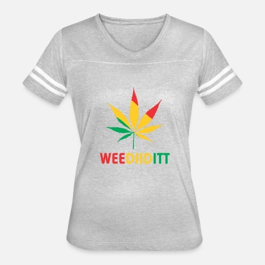 Cool Weed Weed - Women's Vintage Sport T-Shirt
