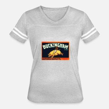 Fruit BUCKINGHAM - Women's Vintage Sport T-Shirt