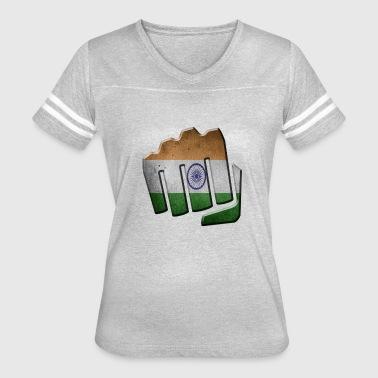 55827cc41e0 India - Women s Vintage Sport T-Shirt