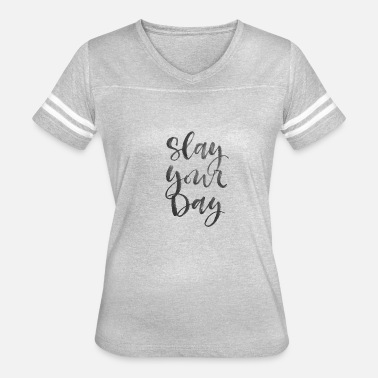 Slayed SLAYED - Women's Vintage Sport T-Shirt
