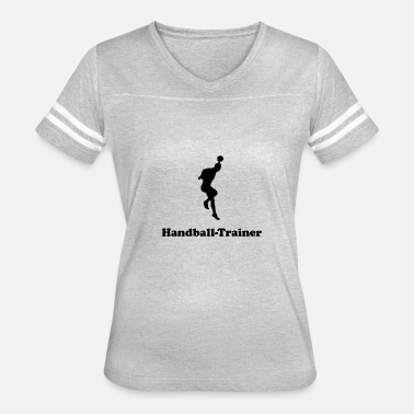 Trainer Handball Players Handball trainer - Women's Vintage Sport T-Shirt