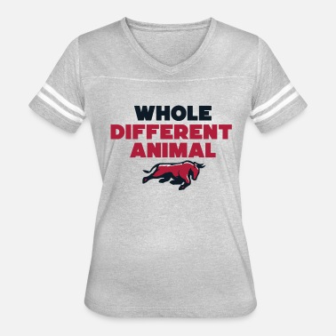 Anime Anime Sportswear WHOLE DIFFERENT ANIMAL - Women's Vintage Sport T-Shirt