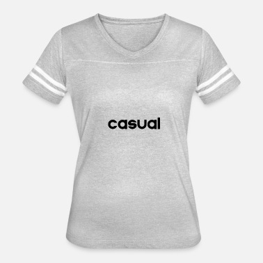 Casuals casual - Women's Vintage Sport T-Shirt