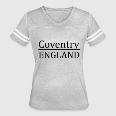 Coventry England - Women's Vintage Sport T-Shirt
