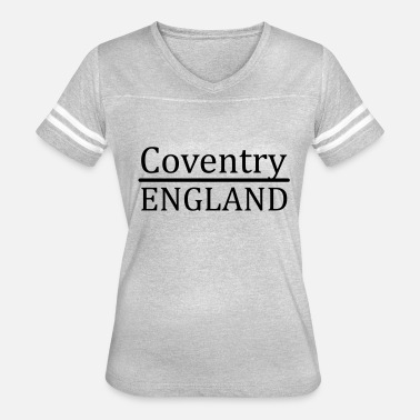 Coventry Coventry England - Women's Vintage Sport T-Shirt