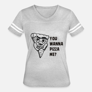 Funny Pizza Funny pizza - Women's Vintage Sport T-Shirt