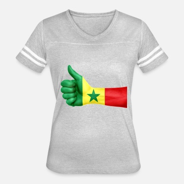 Senegal senegal - Women's Vintage Sport T-Shirt