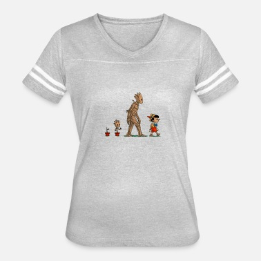 Heritage Mexican Galactic Heritage - Women's Vintage Sport T-Shirt
