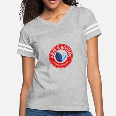 Arm and Buster - Women's Vintage Sport T-Shirt