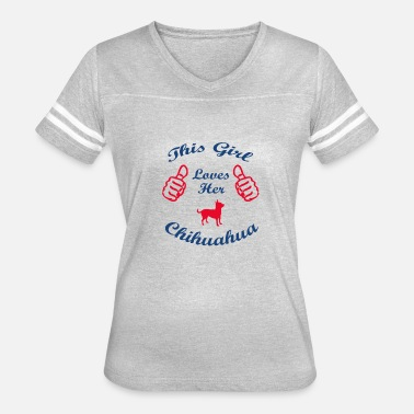 Gore The Gore Chihuahua - Women's Vintage Sport T-Shirt