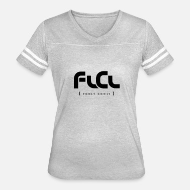 Fooly Cooly FLCL Fooly Cooly - Women's Vintage Sport T-Shirt