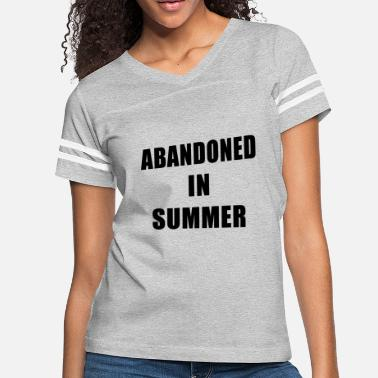 Abandon It Was Love Abandoned In Summer - Women's Vintage Sport T-Shirt