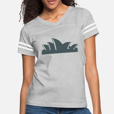Opera sydney opera house, t-shirt and hoodie's - Women's Vintage Sport T-Shirt