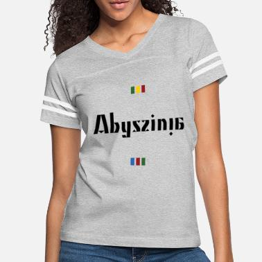 Abyssinia Abyssinia - Women's Vintage Sport T-Shirt