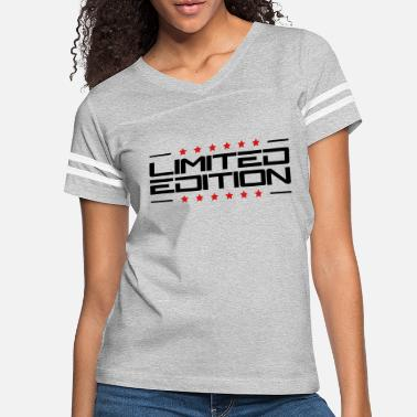 Limited Edition Limited Edition Star Design - Women's Vintage Sport T-Shirt